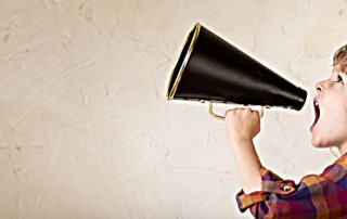 As crianças e o desenvolvimento da fala