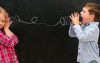 Estimulando o desenvolvimento da linguagem da criança!