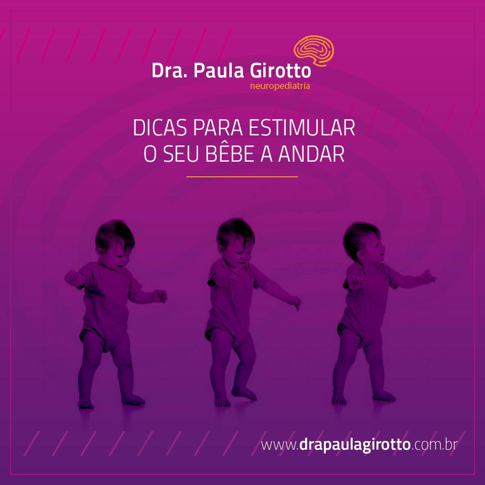 Primeiros Passos - Dicas para Estimular o seu Bebê a Andar