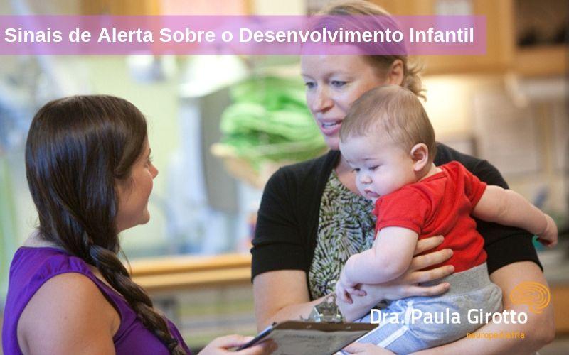 Sinais de Alerta Sobre o Desenvolvimento Infantil