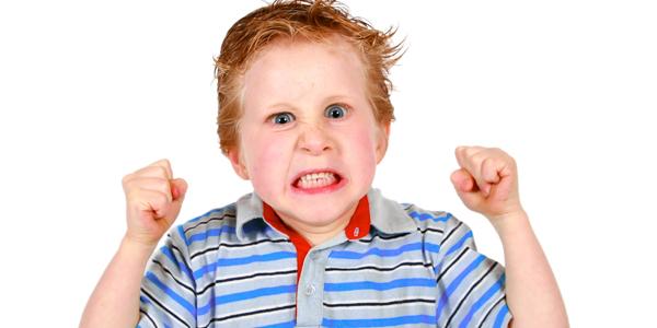 Agressividade na Infância