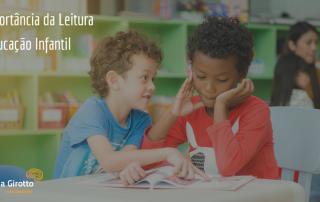 A Importância da Leitura na Educação Infantil