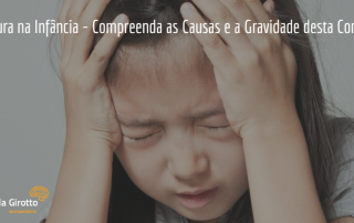 Tontura na Infância - Compreenda as Causas