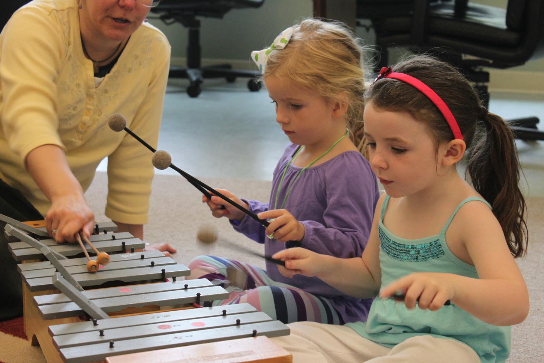 Como Ocorre o Desenvolvimento Sensorial Infantil