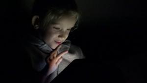 Limites para o uso de Telas por crianças