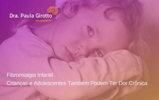 Fibromialgia Infantil